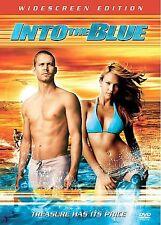 Into the Blue (DVD, 2005, Widescreen)