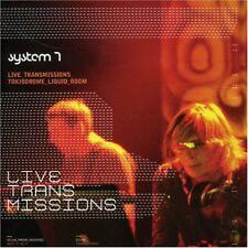System 7 - Live Transmissions CD a Wave