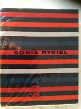 Sonia Rykiel-Paris-Rue Saint Guillaume-King-Duvet Cover-Poppy Red-New-monogramed