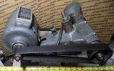 Dumore 5 021 Lathe Tool Post Grinder
