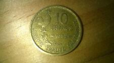 1 PIECE DE 10 FRANCS GUIRAUD 1952