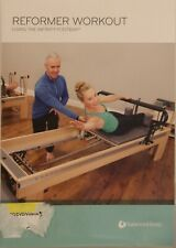 Balanced Body Reformer Workout Using the Infinity Footbar Fitness DVD Tom McCook