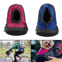 Pet Front Carrier Dog Cat Puppy Travel Backpack Head out Carrier Bag Waterproof