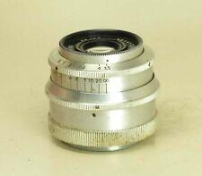 Industar-50 Russian rangefinder 3,5/50mm M39 Lens USSR #6641339