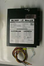 Whelen BLink BL627 Remote Amplifier with Wiring Harness Tested & Guaranteed
