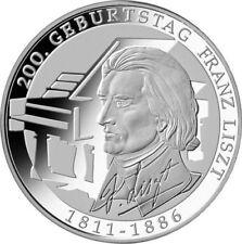 Pièces euro d'Allemagne Année 2011 10 Euro