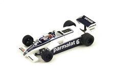 Hector Rebaque Brabham Bt49 #6 Monaco GP Fórmula 1 1981 1 43 Spark