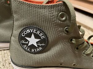 Converse Ripstop Nylon Chuck 70 Hi Bomber Military Mountain sz 6