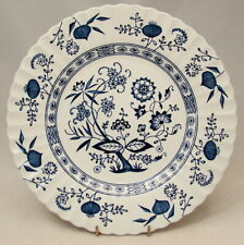 J & G Meakin England BLUE NORDIC Large Dinner Plate(s)