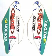 FORK GRAPHICS DECALS for YAMAHA YZ125 YZ250 YZF250 YZF450 2008 - 2013