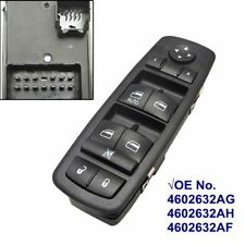 Master Window Switch Control Left Front LH for Jeep Liberty Dodge Nitro Journey