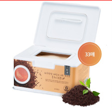 A'PIEU Daily Sheet Mask_ Black Tea(Hydrating) One day One Pack 33p