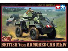 Tamiya 1/48 scale 1/48 British 7 ton Armoured Car Mk IV