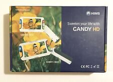 Low Vision Magnifier Candy 5 HD II Portable Video Handheld AC Battery Christmas