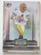 Brett Favre - 2006 Donruss Gridiron Gear #39 - Green Bay PACKERS
