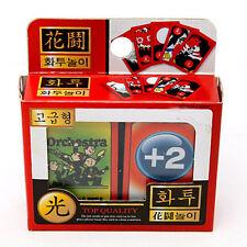 Hwatoo Korean Poker Card Trump Game Hwatu Gostop Godori Hwato with 2 joker card