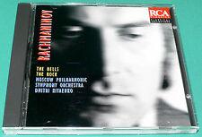 Rachmaninov # The Bells Kitaenko CD