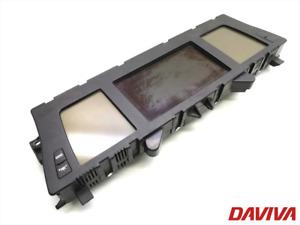 Citroen C4 Grand Picasso 1.6 HDI Speedometer Instrument Cluster P9666852780