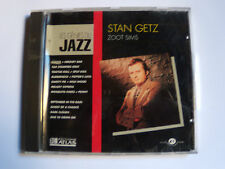 "STAN GETZ - ZOOT SIMS - CD ATLAS JA-CD 2021 ""Les génies du Jazz"" VOL IV no 5"