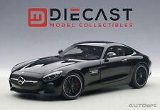 AUTOART 76313 MERCEDES-AMG GT S (GLOSS BLACK) 1:18 SCALE