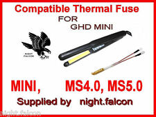 *FREE POST UK*GHD MINI, MS4.0, MS5.0 COMPATIBLE THERMAL FUSE-SPARES OR REPAIR