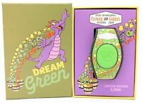 Disney Epcot 2020 Flower & Garden Figment Dream Green Magic Band LE 2000