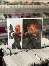 Cosmic Ghost Rider 1 Vol 1 Unknown Comics Exclusive Lucia Parrillo Variants Set