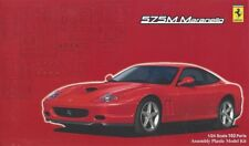 Fujimi 12653 RS-117 1/24 Scale Model Sports Car Kit Ferrari 550/575M Maranello
