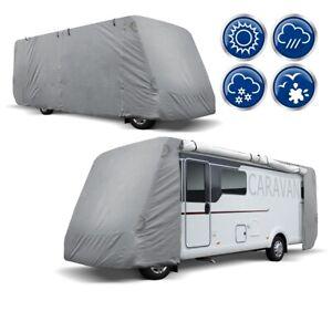 Copri camper telo roulotte copertura completa traspirante taglia M L XL a scelta