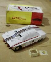 Dinky Gerry Anderson Maximum Security Vehicle Boxed Vintage No 105