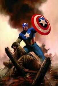 Captain America Theater of War Harcdcover HC