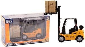Johntoy Forklift 1/50 Diecast Metal