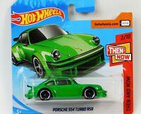 Hot Wheels PORSCHE 934 TURBO RSR      2018  !VERSAND AM SELBEN TAG!! !OVP!