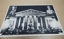 George V silver jubilee postcard The Victoria rooms Bristol art.