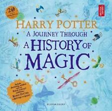 Harry Potter: A Journey through the History of Magic von British Library (2017, Taschenbuch)