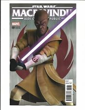 Star Wars: Mace Windu - JEDI del Republic #1 (Portada Variante Nov 2017) NM