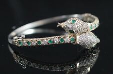 Turkish Handmade Sterling Silver 925 Bracelet Bangle Cuff