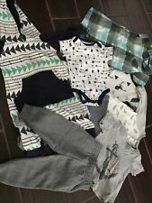 Lot Of Boys- 6-9 Month Clothes