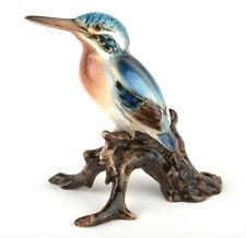 Royal Belvedere (Vienna) Kingfisher On Branch Figurine No.5231