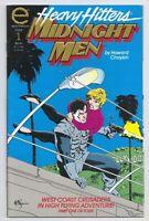 Heavy Hitters:Midnight Men-Epic Comics-#1 of 4 JUN 1993-Comic Book