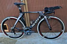Scott Plasma 3 Premium TT Carbon Road Bike 52cm Dura Ace Groupset RRP £5000+