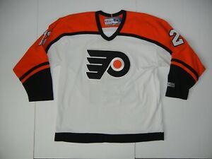 Ccm PHILADELPHIA FLYERS Ice Hockey #12 SIMON GAGNE NHL JERSEY Fan Shirt Men's XL
