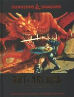Dungeons & Dragons Art & Arcana : A Visual History, Hardcover by Witwer, Mich...