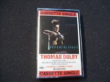Thomas Dolby / Dolby's Cube ‎– Hyper-active! / Get Out Of My Mix Cassette Tape