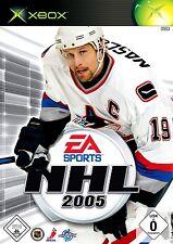 NHL 2005 - Eishockey für Microsoft Xbox Neu/Ovp/Komplett In Deutsch