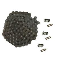 415 Chain & 1 Set 415 Chain Master Link For 49cc 66cc 80cc Engine Motorized Bike