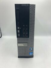 Dell OptiPlex 790 SFF i7 3.40GHz 8GB 1TB DVD-RW Win10 Installed Desktop PC