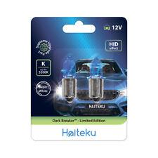 BMW E39 ANGEL EYE Side Marker Corner Halogen HAITEKU Bulbs BA9S H10W 63126904048