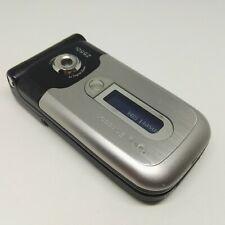 Sony Ericsson Z550i - Black Flip (Unlocked) Cellular Mobile Phone