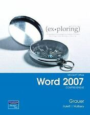 Microsoft Office Word 2007 : Comprehensive by Keith Mulbery, Michelle Hulett...